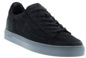 Blackstone Leather Lace-Up Sneakers