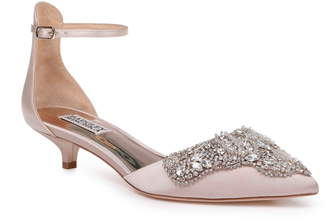 c6f2a5d0791 Badgley Mischka Collection Fiana Ankle Strap Pump