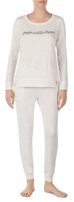 Kate Spade Dream a Little Dream Knit Lounge Pajama Set