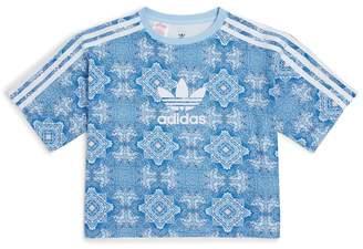 adidas Tile LogoT-Shirt