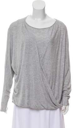 Alice + Olivia Draped Dolman top