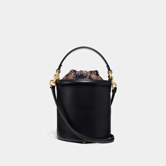 Coach Drawstring Bucket Bag