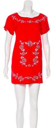 Sensi Studio Embroidered Casual Dress