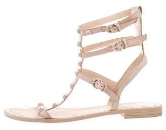 Rebecca Minkoff Stud-Embellished Gladiator Sandals