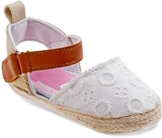 Laura Ashley Baby Girls' Espadrille Sandals