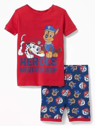"Old Navy Paw Patrol ""Heroes Never Sleep"" Sleep Set for Toddler & Baby"