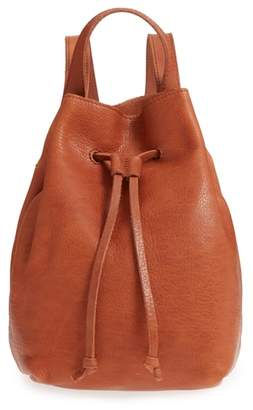 Madewell Mini Somerset Leather Backpack