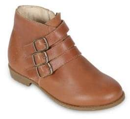 Old Soles Toddler's& Girl's Leather Booties