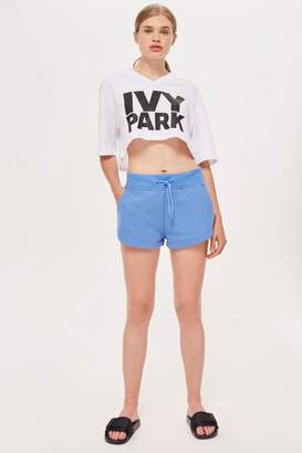 Ivy Park Logo Knitted Shorts