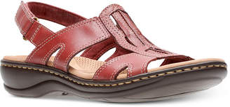 Clarks Collection Women's Leisa Skip Sandals, Created For Macy's Women's Shoes