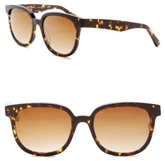 Elie Tahari 53mm Square Sunglasses