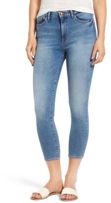 Women's Dl1961 Christy Instaslim High Waist Crop Skinny Jeans $178 thestylecure.com