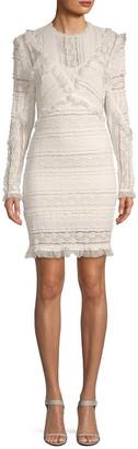 Ronny Kobo Sunny Lace Sheath Dress