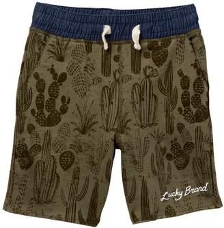 Lucky Brand Knit Shorts (Toddler Boys)