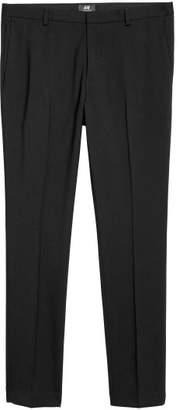 H&M Suit Pants Super Skinny fit - Black