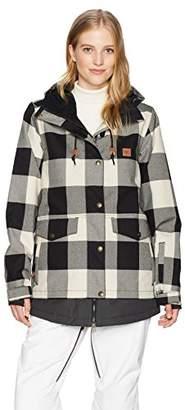DC Women's Riji Se Full Zip Snow Jacket