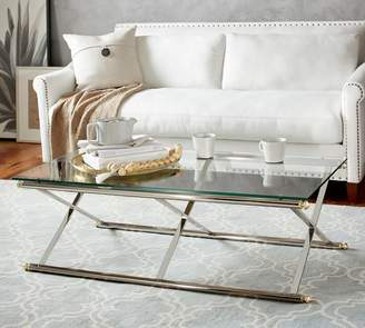 Pottery Barn Zoey Coffee Table