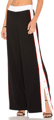 KENDALL + KYLIE Snap Track Pant