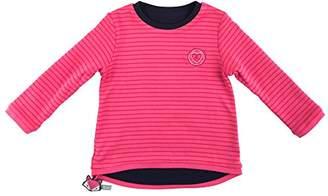 Sigikid Girl's Wendeshirt, Mini Longsleeve T-Shirt