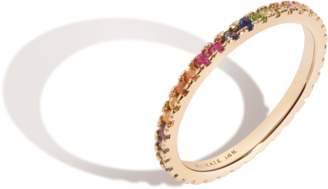 AUrate New York Kaleidoscope Quadricolor Ring