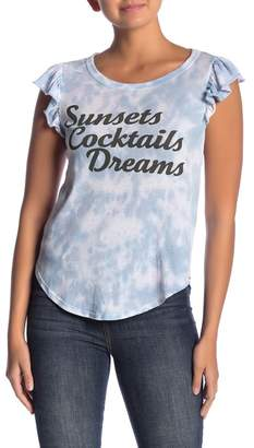 Chaser Sunsets Cocktails & Dreams Tee