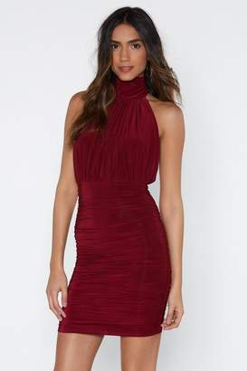 Nasty Gal Night Queen Mini Dress