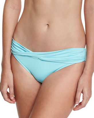 Seafolly Twist Swim Bottom $64 thestylecure.com