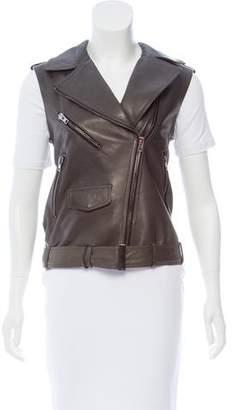 Reed Krakoff 2015 Leather Vest
