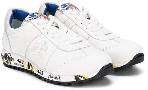 Premiata Kids Lucy lace-up sneakers