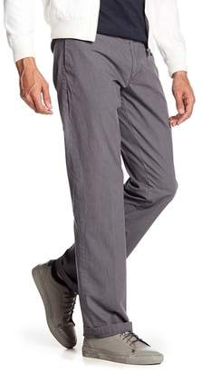 RODD AND GUNN Woodward Regular Fit Micro Print Pants