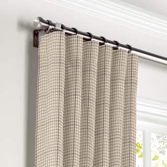 Loom Decor Convertible Drapery La Crossed - Safari