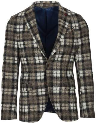Manuel Ritz Wool Mix Blazer