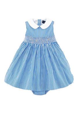 Ralph Lauren Bengal Striped Dress