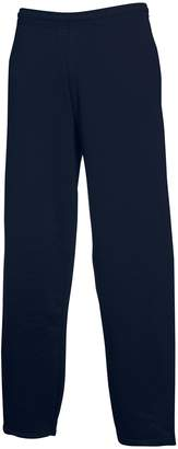 Fruit of the Loom Men's Open Hem Jog Sweatpants XXL