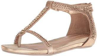 Kenneth Cole REACTION Women's Lost You Gladiator Sandal $35.99 thestylecure.com