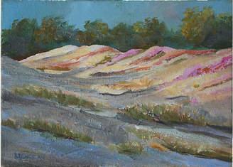 One Kings Lane Vintage Sand Dunes - Ice Plants - Robert Azensky Fine Art Art