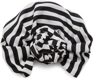 Julia Clancey M'O Exclusive Edith Striped Satin Headwrap