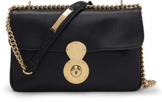 Ralph Lauren Calfskin Ricky Chain Bag