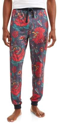 Unbranded TOP DRAWER SUBLIMATED MENS FASHION JOGGER YEAR OF THE ROOSTER