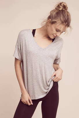Beyond Yoga Michelle Tee $66 thestylecure.com