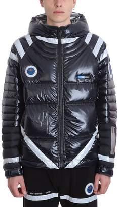Undercover Jun Takahashi Black Polyester Down Jacket
