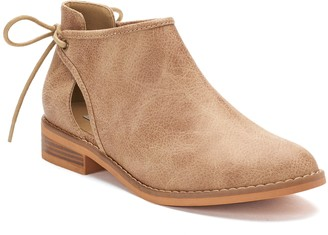 Rocket Dog Unleashed By Unleashed by Mazey Women's Ankle Boots