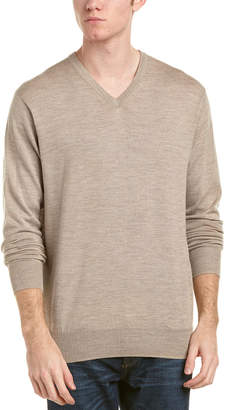 Peter Millar Crown Soft Wool & Silk-Blend Sweater
