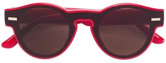 Marni Eyewear two-tone sunglasses