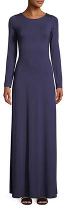 Rachel Pally Breeze Reversible Long-Sleeve Maxi Dress