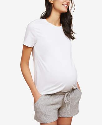 Motherhood Maternity French Terry Shorts