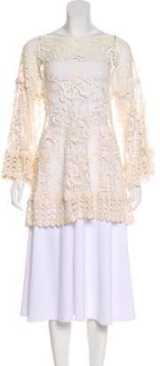 Alexis Sabine Crochet Tunic