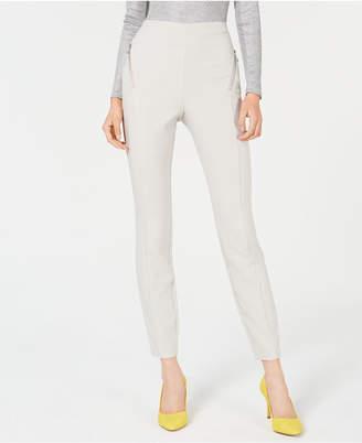 INC International Concepts I.N.C. Zip-Pocket Skinny Pants, Created for Macy's