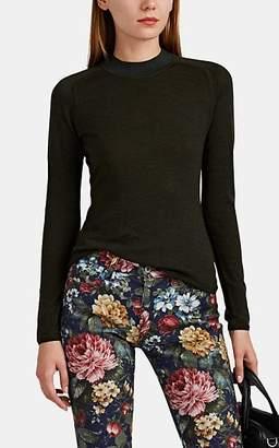 Rag & Bone Women's Pamela Merino Wool Sweater - Green