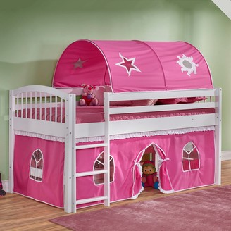 LOFT Bolton Addison Junior Pink Playhouse Bed